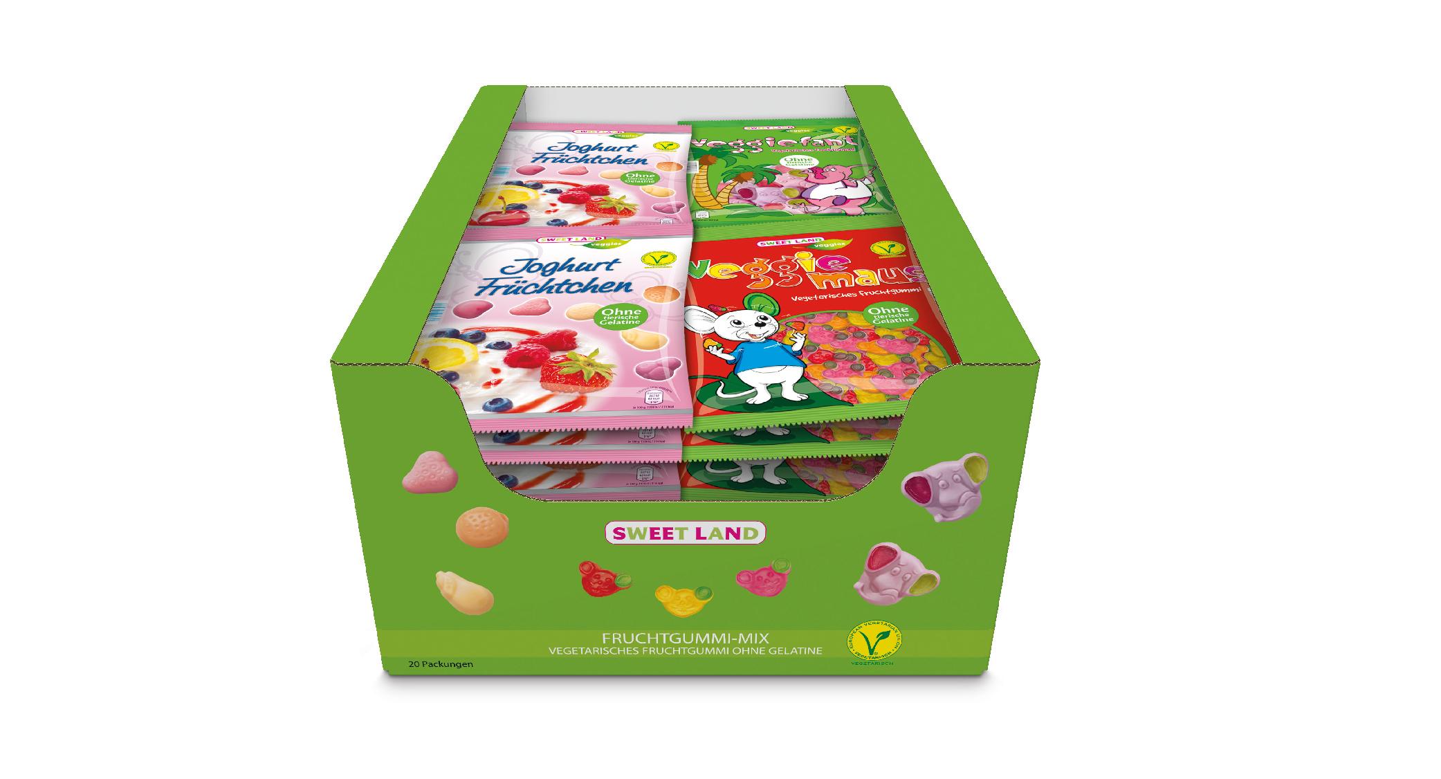 3D / Packshot Sweet Land